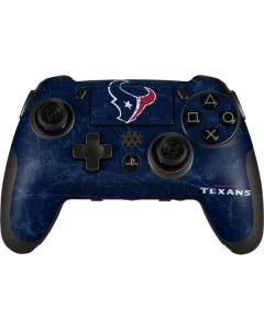 Houston Texans Distressed PlayStation Scuf Vantage 2 Controller Skin