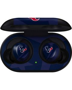 Houston Texans Double Vision Galaxy Buds Skin