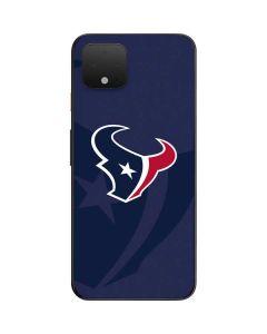 Houston Texans Double Vision Google Pixel 4 Skin