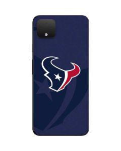 Houston Texans Double Vision Google Pixel 4 XL Skin