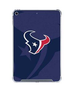 Houston Texans Double Vision iPad Mini 5 (2019) Clear Case