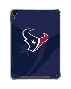 Houston Texans Double Vision iPad Pro 11in (2018-19) Clear Case