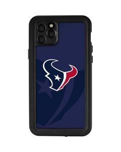 Houston Texans Double Vision iPhone 11 Pro Max Waterproof Case