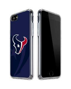 Houston Texans Double Vision iPhone SE Clear Case