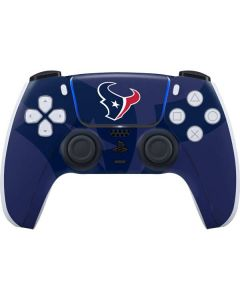 Houston Texans Double Vision PS5 Controller Skin