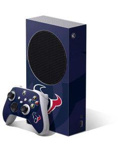 Houston Texans Double Vision Xbox Series S Bundle Skin