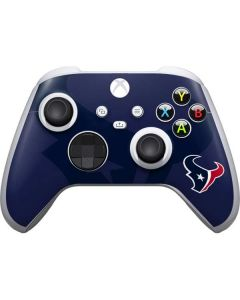 Houston Texans Double Vision Xbox Series S Controller Skin