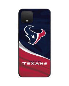 Houston Texans Google Pixel 4 Skin
