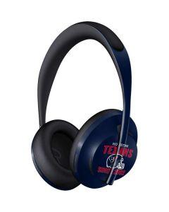 Houston Texans Helmet Bose Noise Cancelling Headphones 700 Skin