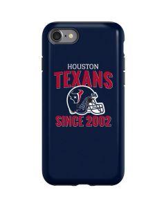 Houston Texans Helmet iPhone SE Pro Case