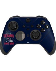 Houston Texans Helmet Xbox Elite Wireless Controller Series 2 Skin