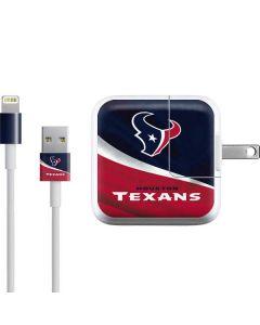 Houston Texans iPad Charger (10W USB) Skin
