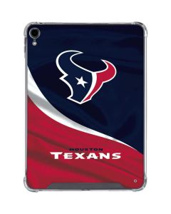 Houston Texans iPad Pro 11in (2018-19) Clear Case