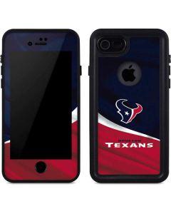Houston Texans iPhone SE Waterproof Case