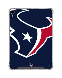 Houston Texans Large Logo iPad Pro 11in (2018-19) Clear Case