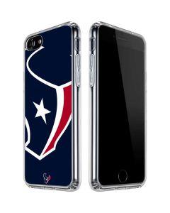 Houston Texans Large Logo iPhone SE Clear Case