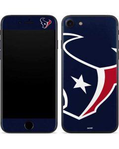 Houston Texans Large Logo iPhone SE Skin