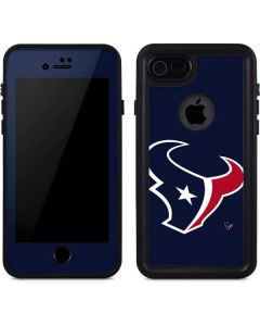 Houston Texans Large Logo iPhone SE Waterproof Case