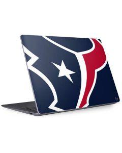 Houston Texans Large Logo Surface Laptop 3 13.5in Skin