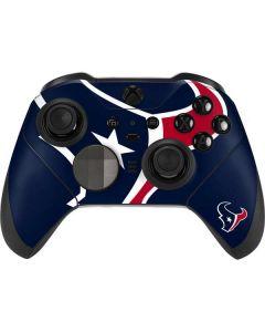 Houston Texans Large Logo Xbox Elite Wireless Controller Series 2 Skin