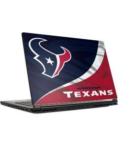Houston Texans MSI GS65 Stealth Laptop Skin