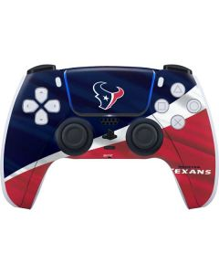 Houston Texans PS5 Controller Skin