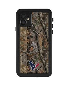 Houston Texans Realtree AP Camo iPhone 11 Waterproof Case