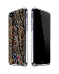 Houston Texans Realtree AP Camo iPhone SE Clear Case