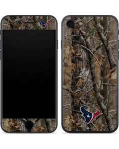 Houston Texans Realtree AP Camo iPhone SE Skin