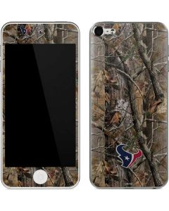Houston Texans Realtree AP Camo Apple iPod Skin