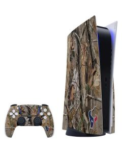 Houston Texans Realtree AP Camo PS5 Bundle Skin