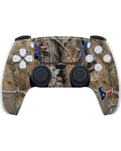 Houston Texans Realtree AP Camo PS5 Controller Skin