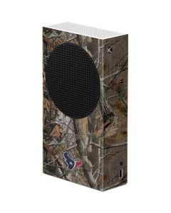 Houston Texans Realtree AP Camo Xbox Series S Console Skin
