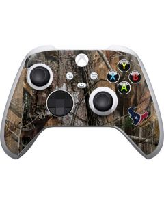 Houston Texans Realtree AP Camo Xbox Series S Controller Skin