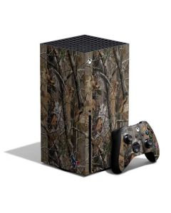 Houston Texans Realtree AP Camo Xbox Series X Bundle Skin