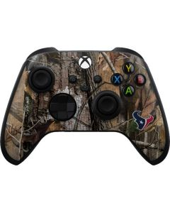 Houston Texans Realtree AP Camo Xbox Series X Controller Skin