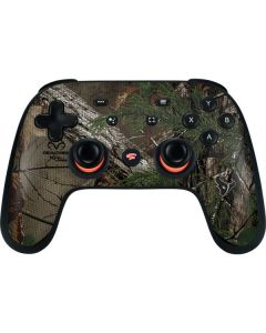 Houston Texans Realtree Xtra Green Camo Google Stadia Controller Skin