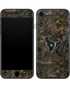 Houston Texans Realtree Xtra Green Camo iPhone SE Skin