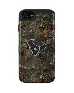 Houston Texans Realtree Xtra Green Camo iPhone SE Wallet Case