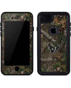 Houston Texans Realtree Xtra Green Camo iPhone SE Waterproof Case
