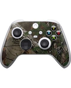 Houston Texans Realtree Xtra Green Camo Xbox Series S Controller Skin
