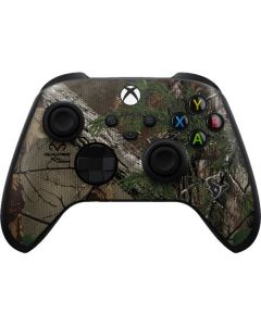 Houston Texans Realtree Xtra Green Camo Xbox Series X Controller Skin