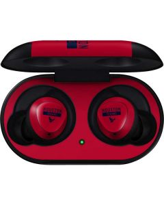 Houston Texans Red Performance Series Galaxy Buds Skin