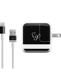 Houston Texans Shutout iPad Charger (10W USB) Skin