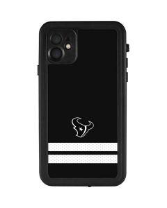 Houston Texans Shutout iPhone 11 Waterproof Case