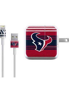 Houston Texans Trailblazer iPad Charger (10W USB) Skin