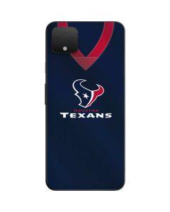 Houston Texans Team Jersey Google Pixel 4 XL Skin