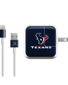Houston Texans Team Jersey iPad Charger (10W USB) Skin