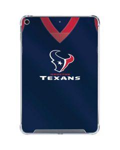 Houston Texans Team Jersey iPad Mini 5 (2019) Clear Case