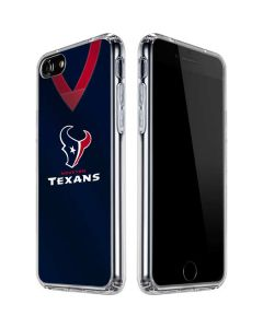 Houston Texans Team Jersey iPhone SE Clear Case